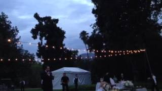 BEST Best Man Speech. Benaza wedding. 6/27/15.(If you're watching this vid you're likely looking for inspiration for writing your own speech... And YouTube is definitely a great place to start... That's where I did!, 2015-06-28T23:50:19.000Z)