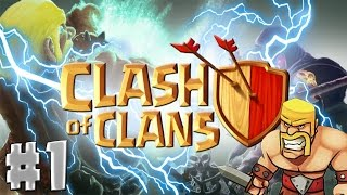 Attacco a Clash Of Clans