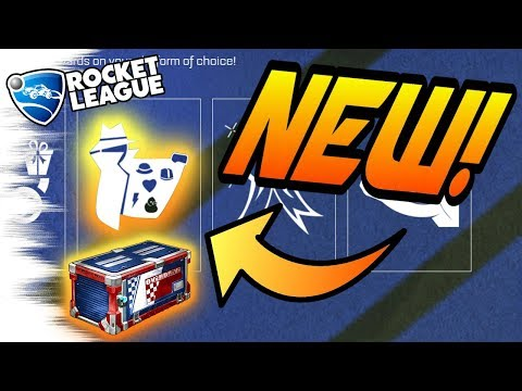 Rocket League Overdrive Crate | BIG SECRET REVEALED: NEW TRADE UPS! (Crate Opening Update)
