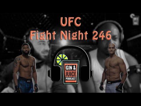 UFC Fight Night 166 - Predictions