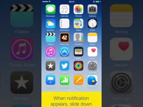 Looming - Home Automation with HomeKit: Using Notifications