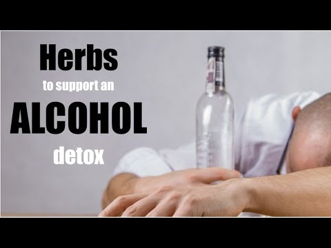 6 Herbs for alcohol addiction recovery