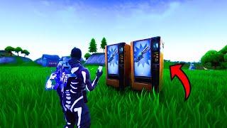 Comment obtenir les MACHINES VENDING dans votre île créative (Nouveau) Fortnite glitches saison 8 PS4/Xbox