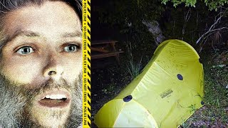 Туристы Нашли Мертвеца в Палатке. Тайна Его Гибели Ужасает [Белый кот]