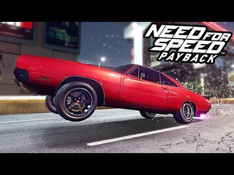 Thumbnail: ALL THE DRAG RACING - Need for Speed Payback