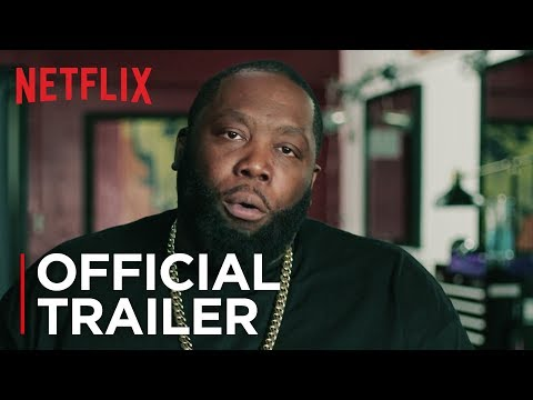 The Stansbury Show - Killer Mike from Run the Jewels has a new show on Netflix