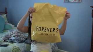 Summer Forever 21 Haul 2014! Thumbnail