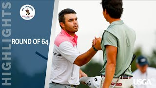 Highlights: 2019 U.S. Amateur Round of 64