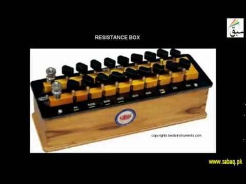 4 : Practical | Electrical Apparatus | Physics