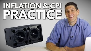Inflation and CPI Practice- Macro 2.8