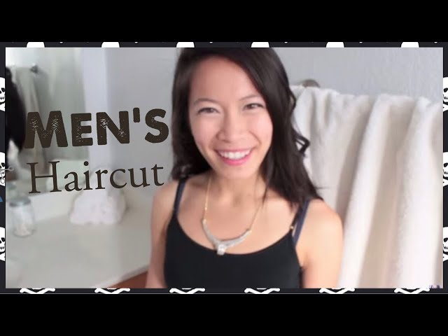 ASMR Binaural Men's Haircut with Face Massage – FairyCharASMR
