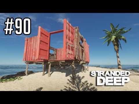 Stranded Deep[Thai] # 90 สร้างบ้านด้วยตู้คอนเทนเนอร์