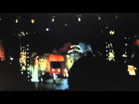 Phantom Of The Opera Las Vegas Chandelier Crash