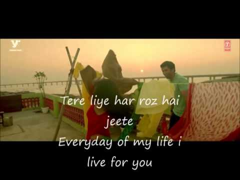 Hum Tere Bin Ab Reh Nahi Sakte With Lyrics English And Hindi.[ Remixed By Dj Hans ] JB