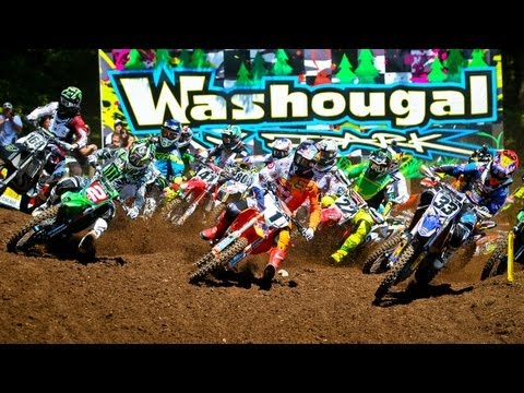 2013 Peterson CAT Washougal National Highlights