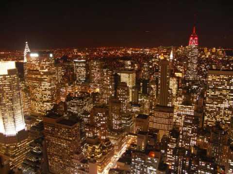 New York City Lights Nice Ideas
