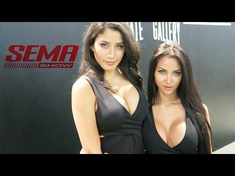Fast Cars & Beautiful Women SEMA 2016 Las Vegas