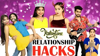 RELATIONSHIP Hacks - Girls vs Boys | Anaysa