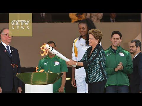Brazil's suspended president boycott Olympic opening ceremony