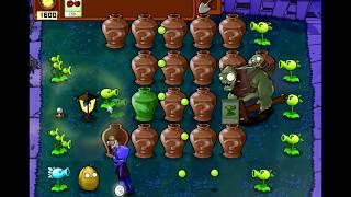 Plants vs Zombies. Бесконечный вазобой. Серия 48. Прохождение от SAFa