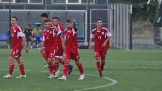U17 Georgia  vs Azerbaijan  4:1