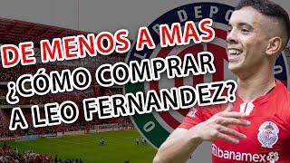 TOLUCA FC DE MENOS A MAS   ¿LIGA O COPA MX?   COMPRA LEO FERNANDEZ   PREVIA TOLUCA FC VS CRUZ AZUL
