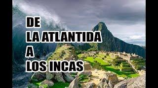 DE LA ATLANTIDA A LOS INCAS - CIVILIZACIONES DESAPARECIDAS INVESTIGADORA ELISA BLAS BLAS