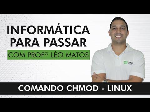 Comando chmod no Linux
