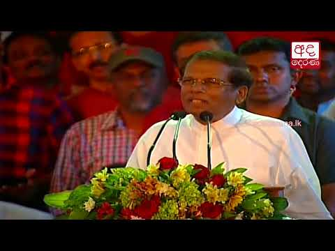 What I changed was a policy that didn't suit the country – President