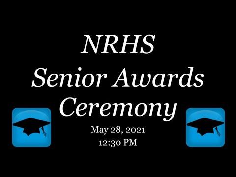 NRHS Senior Awards