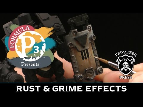 Formula P3 Presents: Rust & Grime Effects