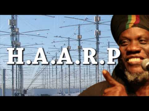 Mutabaruka speaks about HAARP. Its time to stop saying act of GOD