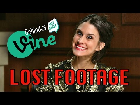 Behind the Vine: LOST FOOTAGE with Brittany Furlan   DAILY REHASH   Ora TV