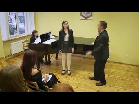 Mikhail Svetlov. Master Class