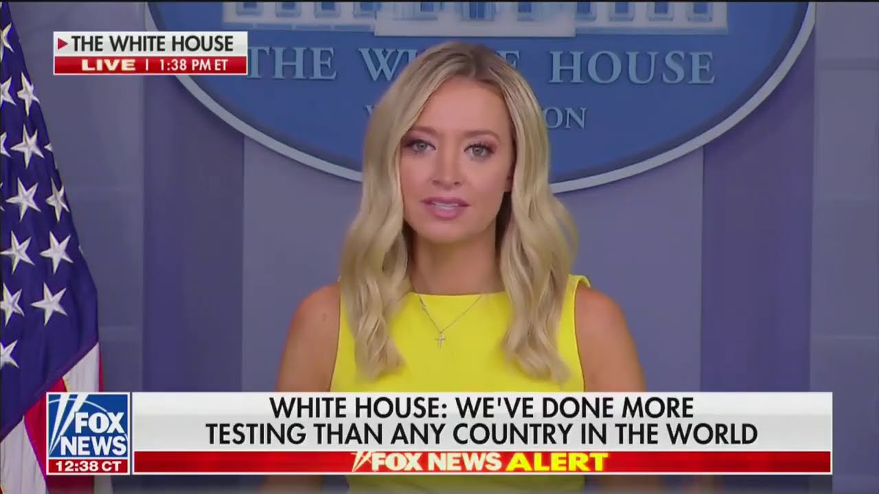 Kayleigh McEnany on President Trump's early work to contain the coronavirus
