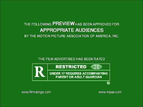 mpaa film rating preview boards v5 homemade youtube