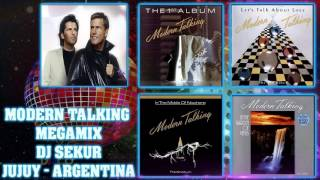 MODERN TALKING-MEGAMIX ENGANCHADO DJ SEKUR