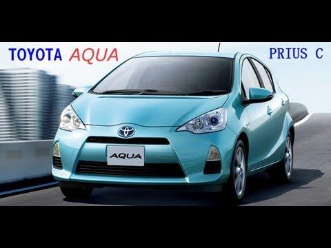 Review of the Toyota Aqua (Prius C) | AxleAddict