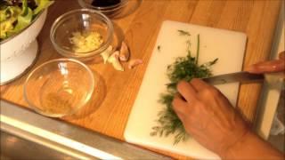 Dill Vinaigrette Salad