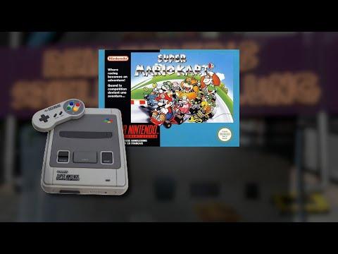 Gameplay : Super Mario Kart [SNES]