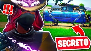 I've discovered HOW TO GET TO SECRET ISLAND...!! Fortnite