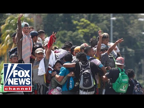'The Five' reacts to growing migrant caravan crisis