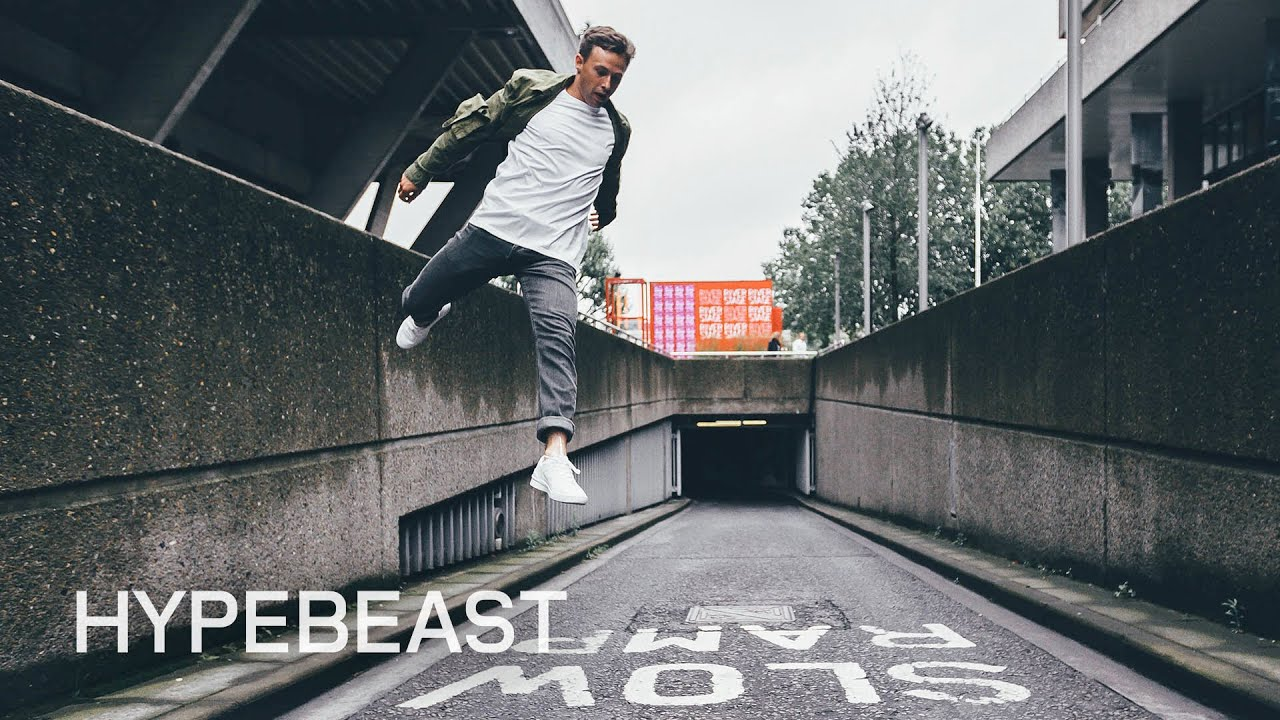 Wallpaper Off White Iphone X Will Sutton Free Runs Across London In Lacoste S Latest