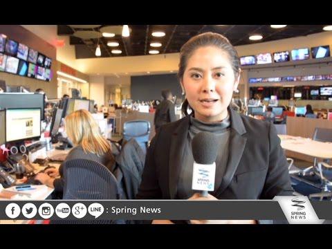 สื่ออเมริกันกับการทำข่าวเลือกตั้งท่ามกลางกระแสโจมตี - Springnews