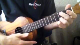 One Day by Matisyahu - ʻUkulele Tutorial