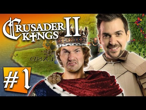 Crusader Kings II #1 - Sniping Wives
