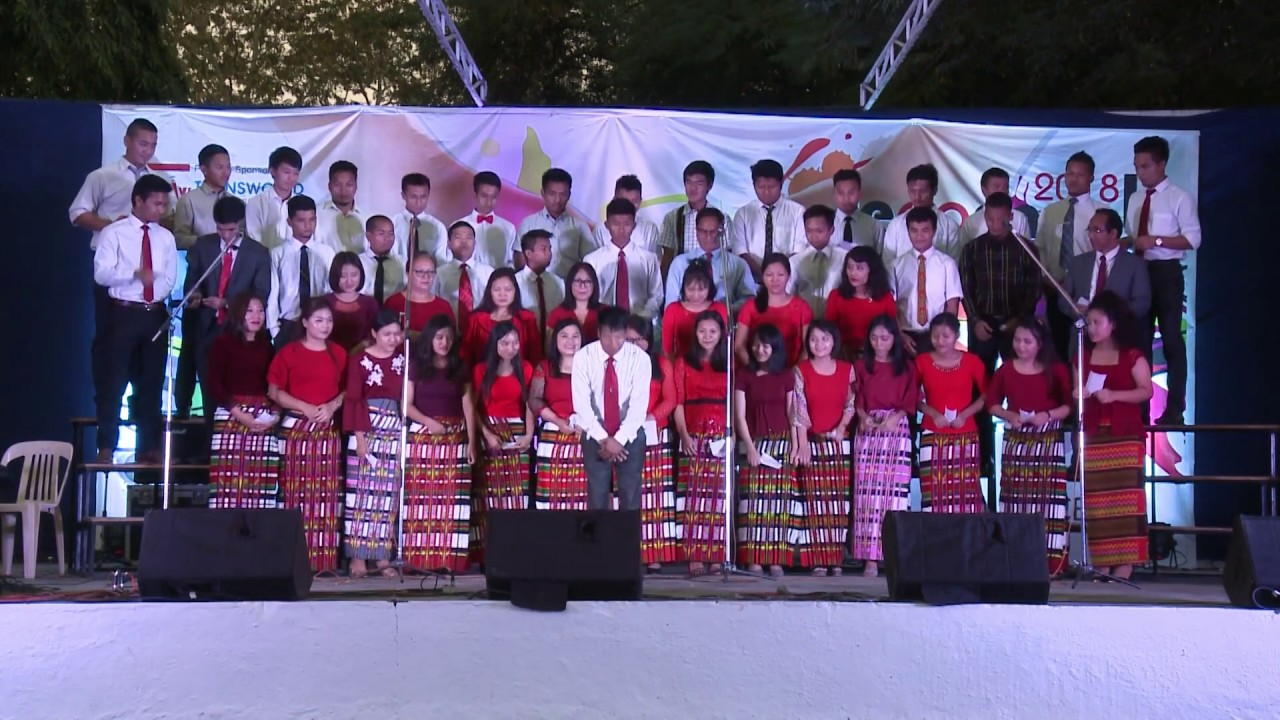 Mizo Choir | Spicer Adventist University
