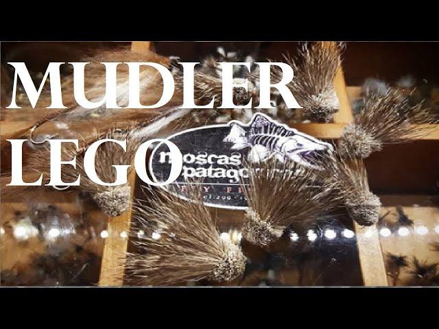 Cabeza Mudler Lego