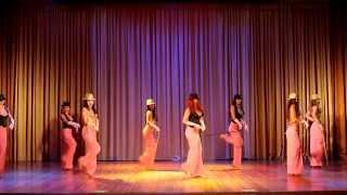 Эстрадно-джазовый танец РОЗОВАЯ ПАНТЕРА, продолжающая группа ШТ PANTERA, Иркутск