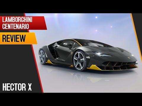 Asphalt 8 - Lamborghini Centenario - Review By Elite HectorX